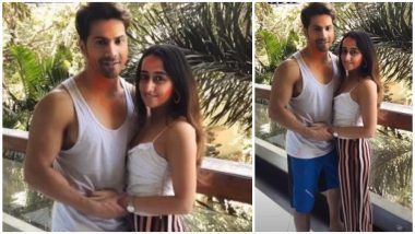 Holi 2019: Varun Dhawan and Natasha Dalal Celebrate The Festival With The Dhawans Amidst Wedding Rumours!