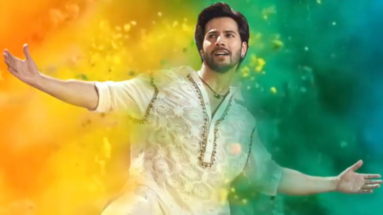 Varun Dhawan Sends 'First Class' Holi Wishes By Teasing Fans With A Glimpse of Kalank's Second Song Releasing Tomorrow