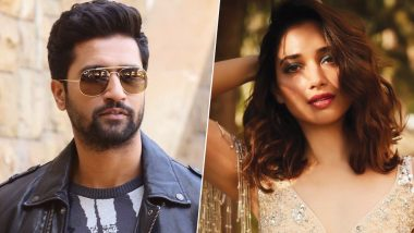 Heard That Vicky Kaushal? Tamannah Bhatia Confesses She Would Like to Go On a Date With You!