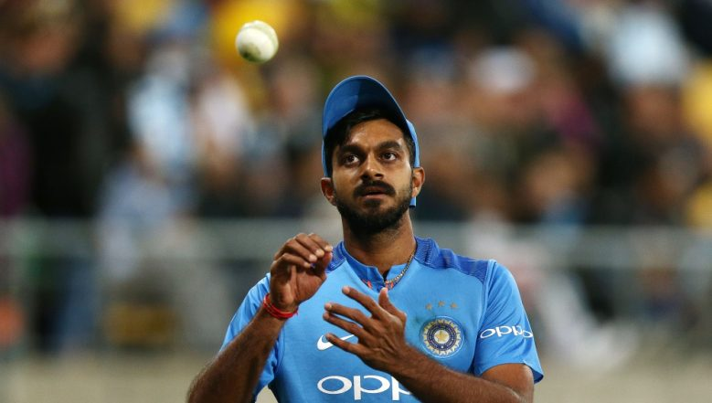Vijay Shankar Says, 'Not Thinking About World Cup'
