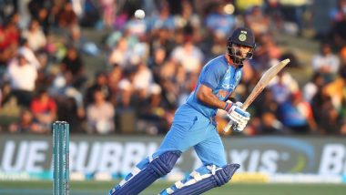 Virat Kohli Becomes 4th Indian Captain to Complete 4000 Runs in ODIs, Achieves Feat During IND vs AUS 3rd ODI