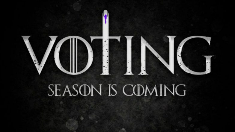 Game of Thrones Fever Takes Over Lok Sabha Elections 2019 and This 'Voting Season Is Coming' Tweet by Government Is Proof