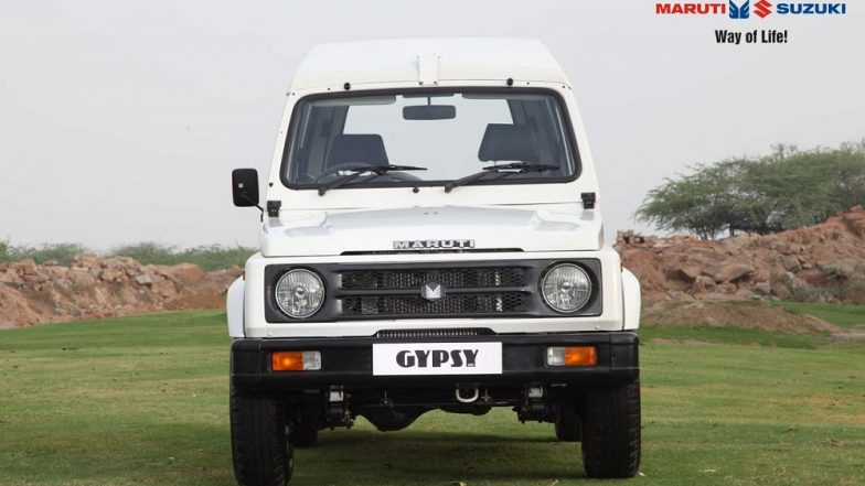 Maruti Suzuki Gypsy Discontinued in India; Maruti Suzuki India Stops Production For Iconic Off-roader After 34 Years