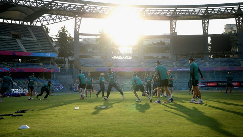 MI vs DC, IPL 2019, Mumbai Weather & Pitch Report: Here's How the Weather Will Behave for Indian Premier League 12's Match Between Mumbai Indians and Delhi Capitals