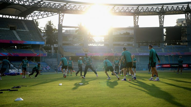 MI vs SRH, IPL 2019, Mumbai Weather & Pitch Report: Here's How the Weather Will Behave for Indian Premier League 12's Match Between Mumbai Indians and Sunrisers Hyderabad