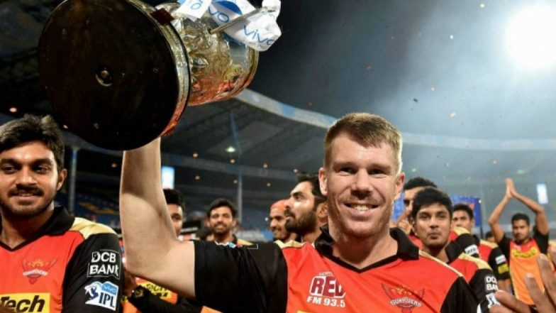 IPL 2019: David Warner Announces his Comeback; Has Message for Sunrisers Hyderabad Fans