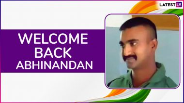 IAF Wing Commander Abhinandan Varthaman to be Handed Over to India by Pakistan Shortly