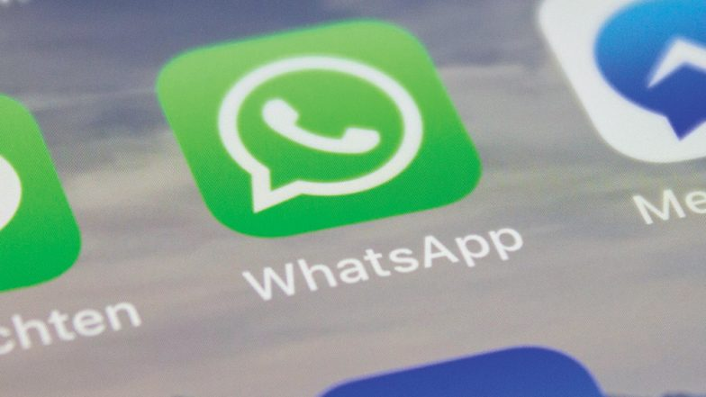 WhatsApp Authentication Feature To Bar Users From Taking Private Chat Screenshots - Report