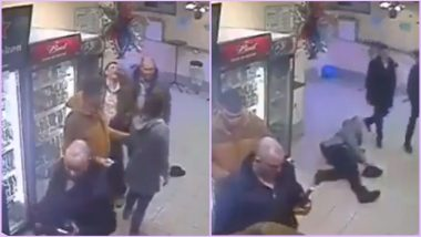 Don't Mess With Her! Cashier Punches Down a Drunk Man for Creating a Ruckus; Old Video Resurfaces, Goes Viral