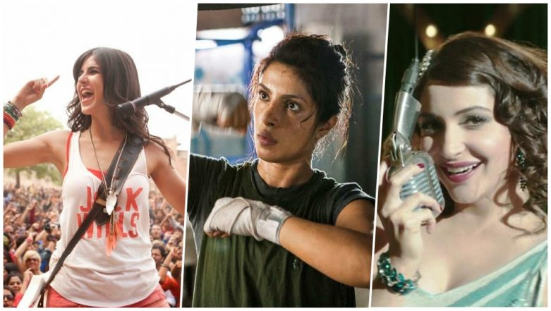 Best Women's Day 2019 Songs Playlist: 'Dhunki Lage', 'Girls Like to Swing' and Other Peppy Bollywood Hindi Songs That Showcase Girl Power!