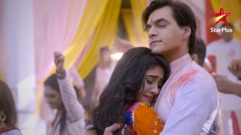 Yeh Rishta Kya Kehlata Hai March 26, 2019 Written Update Full Episode: Kartik and Naira's Reunion Leaves Everyone in the Family Teary-Eyed