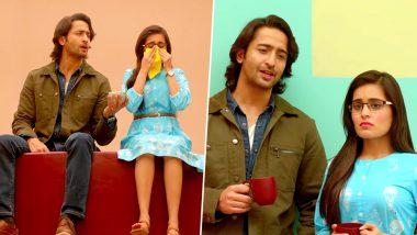 Yeh Rishtey Hai Pyaar Ke: Rapper Badshah's Song Starring Shaheer Sheikh and Rhea Sharma For Yeh Rishta Kya Kehlata Hai Spin-Off Is OUT NOW! Watch Video
