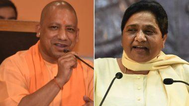 Mayawati Counters Yogi Adityanath's 'Riot-Free Uttar Pradesh' Claim, Calls It 'Farce'