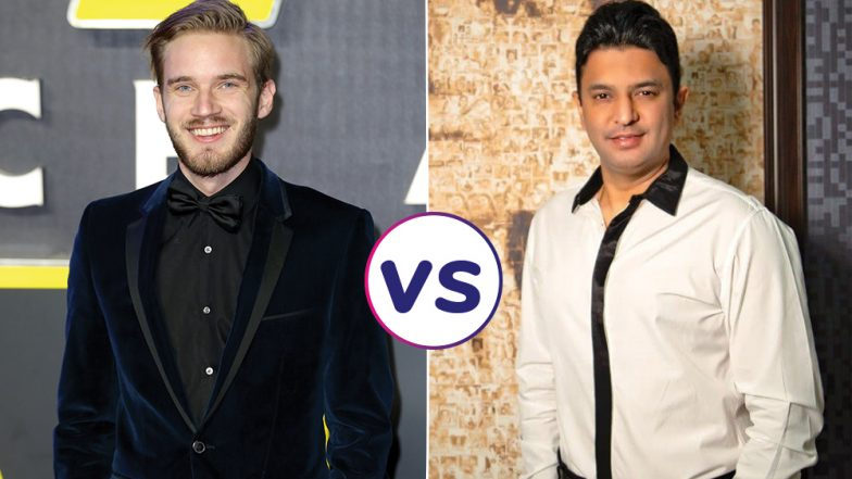 T-Series VS PewDiePie on YouTube: How Fair Is the Battle Between the Swedish Solo Creator & Indian Music Corporation?
