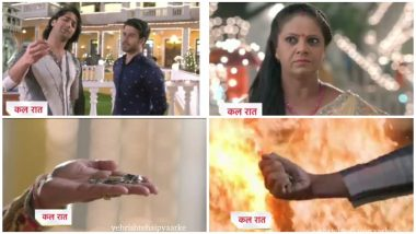 Yeh Rishtey Hain Pyaar Ke March 21, 2019 Written Update Full Episode: Kunal-Abir and Kuhu-Mishti's Families Want To Get Them Married!