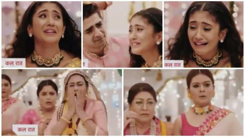 Yeh Rishta Kya Kehlata Hai March 21, 2019 Written Update Full Episode: Kartik Breaks His Marriage With Naira After Seeing Naksh and Kirti's Relationship Getting Affected by Their Marriage