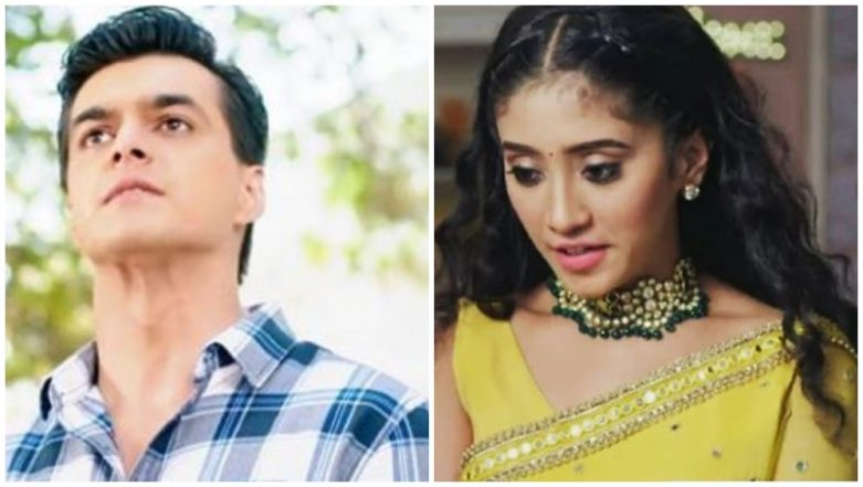 Yeh Rishta Kya Kehlata Hai March 22, 2019 Written Update Full Episode: Kirti Informs Naksh About Kartik's Decision to Not Marry Naira and Makes Him Feel Guilty