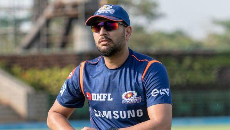Yuvraj Singh Posts Self Troll Tweet As Mumbai Indians Start Practice Ahead of IPL 2019