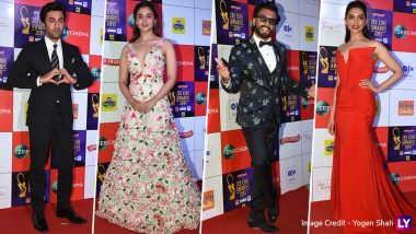 Ranbir Kapoor-Alia Bhatt or Deepika Padukone-Ranveer Singh - Who Was the Best Dressed Couple at Zee Cine Awards 2019?
