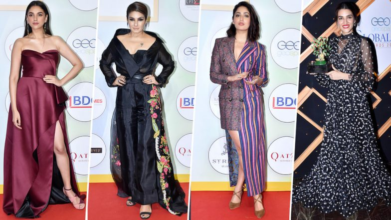 Aditi Rao Hydari, Kriti Sanon and Yami Gautam Should be Put Under House Arrest for their Horrendous Fashion Choices - View Pics