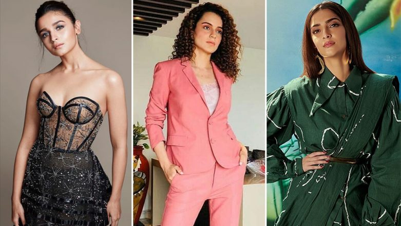 Alia Bhatt in Gully Boy, Kangana Ranaut in Manikarnika, Sonam Kapoor in Ek Ladki Ko Dekha Toh Aisa Laga - Which Actress Impressed the Most in the First Quarter of 2019