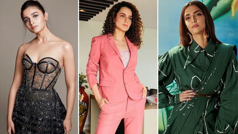 Alia Bhatt in Gully Boy, Kangana Ranaut in Manikarnika, Sonam Kapoor in Ek Ladki Ko Dekha Toh Aisa Laga - Which Actress Impressed the Most in the First Quarter of 2019