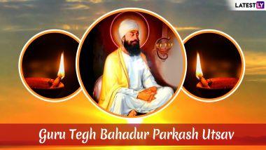 Guru Tegh Bahadur Jayanti 2020 HD Images & Parkash Purab Wallpapers for Free Download Online: WhatsApp Stickers, Facebook Greetings to Wish on 400th Parkash Utsav Celebrations