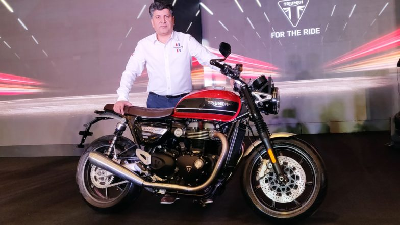 2019 Triumph Speed Twin Motorcycle Launched in India; Prices, Features & Specifications