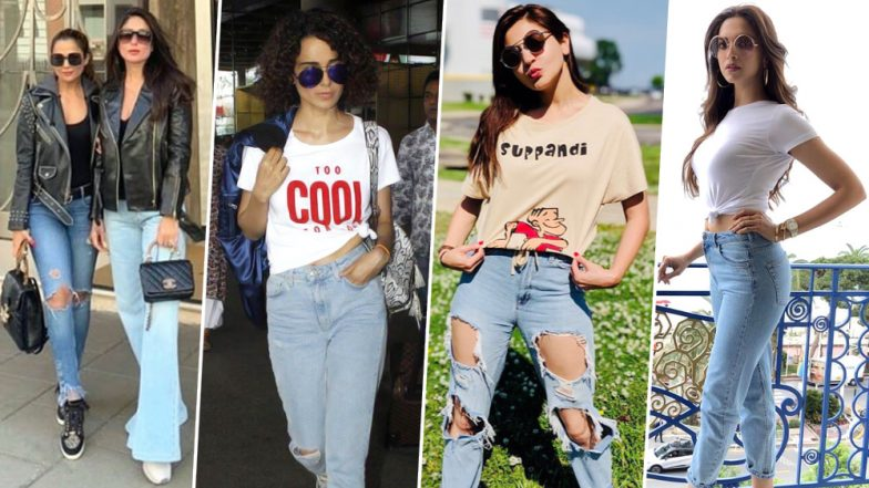 Denim Day 2019: How to Style Your Jeans; 5 Celeb-Inspired Ways to Rock Your Denim Pants