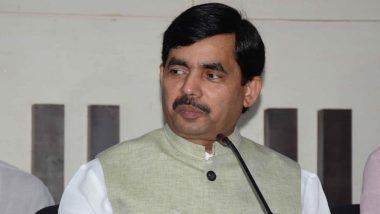 Former Minister Shahnawaz Hussain Is BJP's MLC Candidate in Bihar