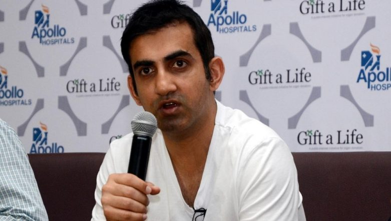 Former KKR Skipper Gautam Gambhir Posts An Inspiring Message For The Team After Their Loss Against Sunrisers Hyderabad