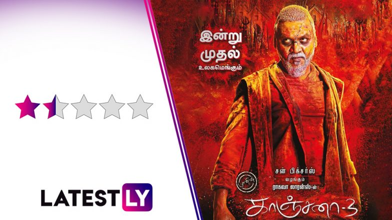 Kanchana 3 Movie Review: Raghava Lawrence, Your Horror Comedy Is Disturbing And Deplorable