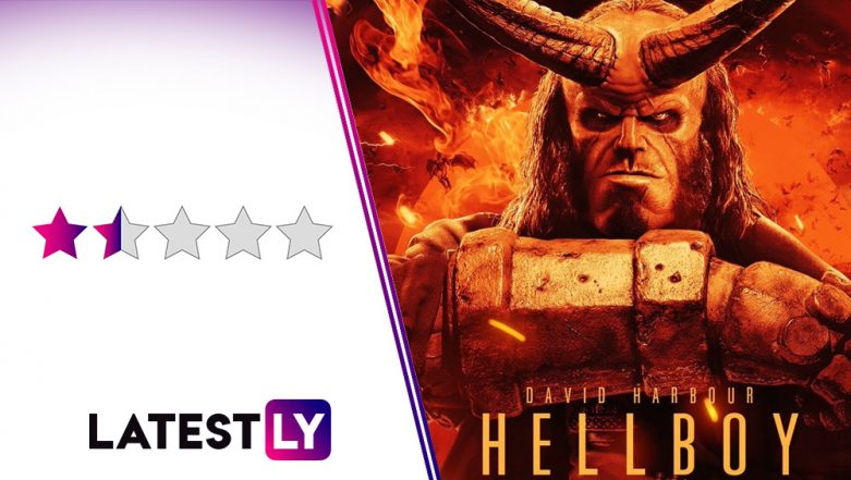 Hellboy Movie Review: David Harbour Stars in a Tedious Reboot That Fails to Make Good of Its Bonkers Setting