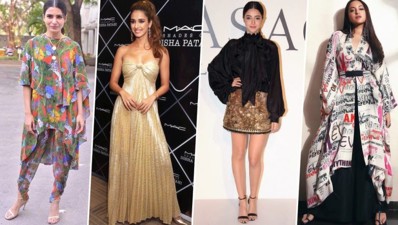 Disha Patani, Ananya Panday and Sonakshi Sinha are our Worst-Dressed Celebs This Week - View Pics