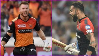 List of Centuries in IPL 2019: From Virat Kohli to David Warner, These Batsmen Scored Hundreds in the Indian Premier League Season 12