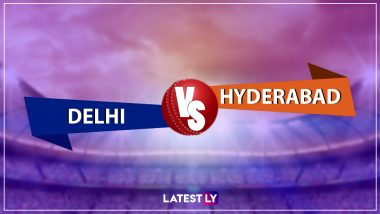 DC vs SRH, IPL 2019 Live Cricket Streaming: Watch Free Telecast of Delhi Capitals vs Sunrisers Hyderabad on Star Sports and Hotstar Online