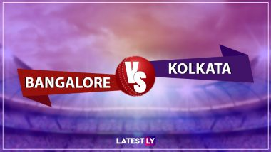 RCB vs KKR, IPL 2019 Live Cricket Streaming: Watch Free Telecast of Royal Challengers Bangalore vs Kolkata Knight Riders on Star Sports and Hotstar Online