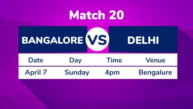 RCB vs DC, Match 20 IPL 2019 Preview: Now or Never for Royal Challengers Bangalore Against Delhi Capitals