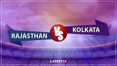 RR vs KKR, IPL 2019 Live Cricket Streaming: Watch Free Telecast of Rajasthan Royals vs Kolkata Knight Riders on Star Sports and Hotstar Online