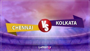 CSK vs KKR IPL 2019 Live Cricket Streaming: Watch Free Telecast of Chennai Super Kings vs Kolkata Knight Riders on Star Sports and Hotstar Online