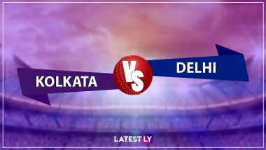 KKR vs DC, IPL 2019 Live Cricket Streaming: Watch Free Telecast of Kolkata Knight Riders vs Delhi Capitals on Star Sports and Hotstar Online