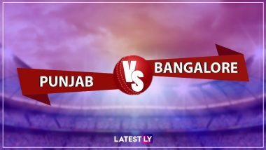 KXIP vs RCB IPL 2019 Live Cricket Streaming: Watch Free Telecast of Kings XI Punjab vs Royal Challengers Bangalore on Star Sports and Hotstar Online