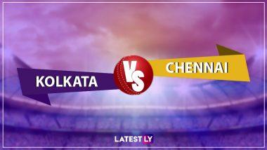 KKR vs CSK IPL 2019 Live Cricket Streaming: Watch Free Telecast of Kolkata Knight Riders vs Chennai Super Kings on Star Sports and Hotstar Online