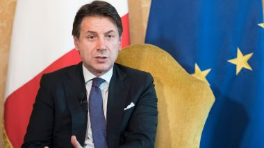 Italian PM Giuseppe Conte Says to Resign as Political Crisis Comes to a Head