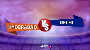 SRH vs DC, IPL 2019 Live Cricket Streaming: Watch Free Telecast of Sunrisers Hyderabad vs Delhi Capitals on Star Sports and Hotstar Online
