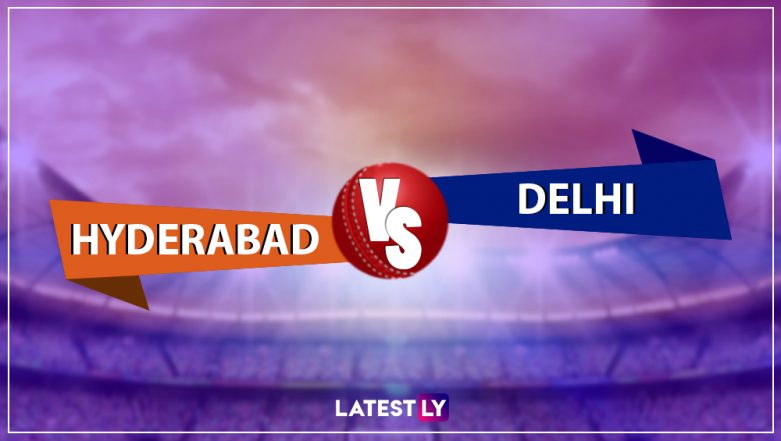 SRH vs DC, IPL 2019 Live Cricket Streaming: Watch Free Telecast of Sunrisers Hyderabad vs Delhi Capitals on Star Sports and Hotstar Online