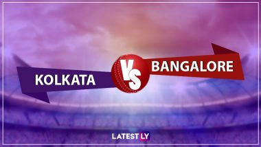 KKR vs RCB, IPL 2019 Live Cricket Streaming: Watch Free Telecast of Kolkata Knight Riders vs Royal Challengers Bangalore on Star Sports and Hotstar Online