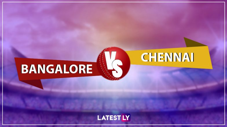 RCB vs CSK, IPL 2019 Live Cricket Streaming: Watch Free Telecast of Royal Challengers Bangalore vs Chennai Super Kings on Star Sports and Hotstar Online