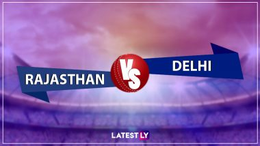 RR vs DC, IPL 2019 Live Cricket Streaming: Watch Free Telecast of Rajasthan Royals vs Delhi Capitals on Star Sports and Hotstar Online