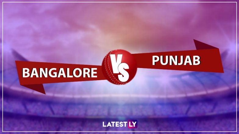 RCB vs KXIP, IPL 2019 Live Cricket Streaming: Watch Free Telecast of Royal Challengers Bangalore vs Kings XI Punjab on Star Sports and Hotstar Online
